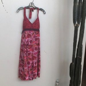 Athleta summer dress brand new size 14